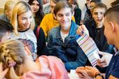 30команд школьников прошли QUIZ – соревнование назнание ТУСУРа