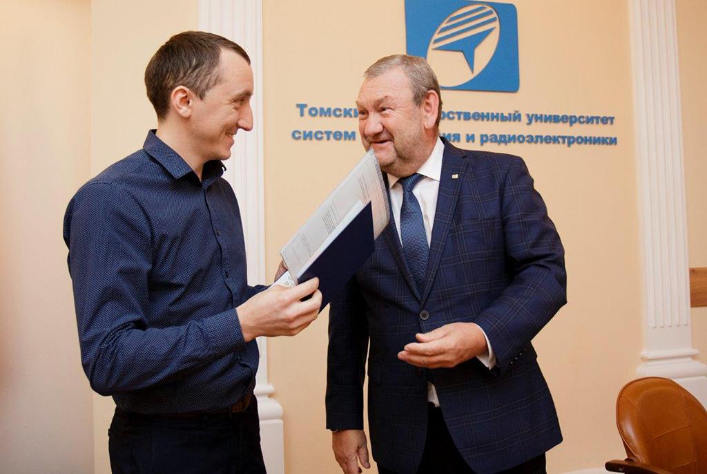 Новое поколение молодых учёных: аспирантам ТУСУРа впервые присвоена квалификация «Преподаватель-исследователь»