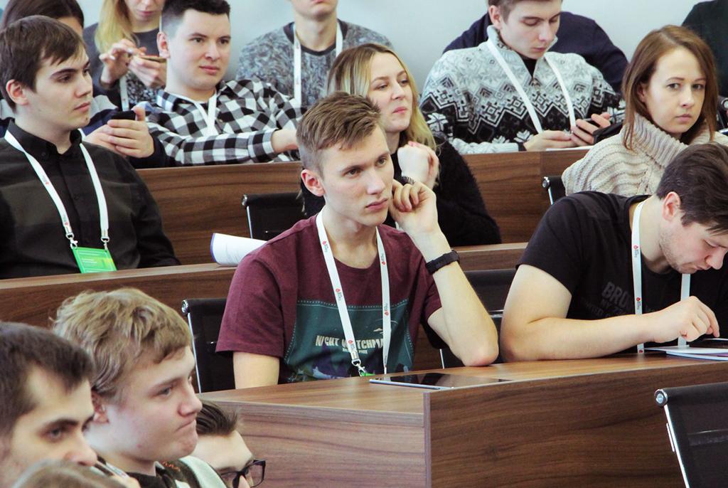 Студенческая конференция «Город IT Students» – специально длябудущих «цифровых» специалистов