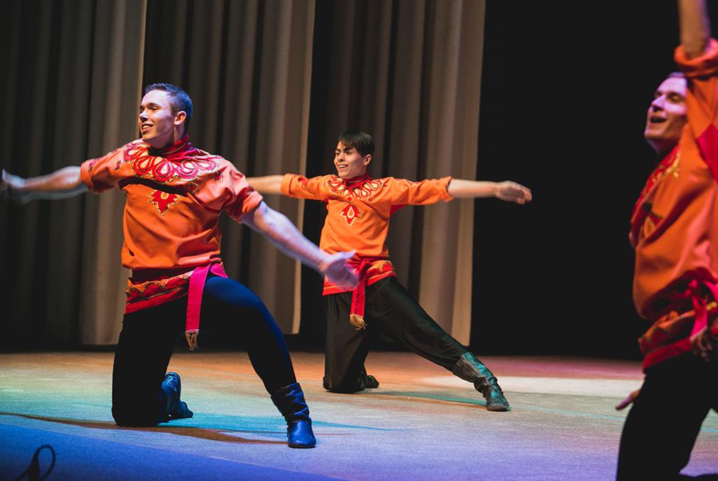 ТУСУР – участник творческого фестиваля «Молодёжный формат»