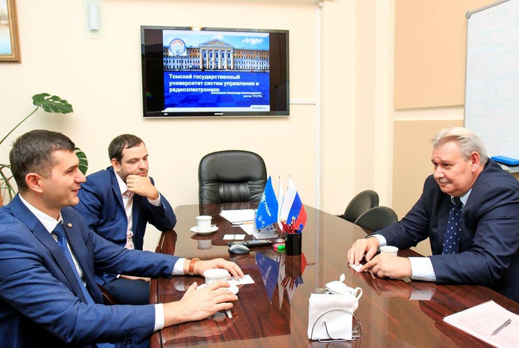 ТУСУР выстраивает «горизонтальное взаимодействие» сведущими вузами Татарстана