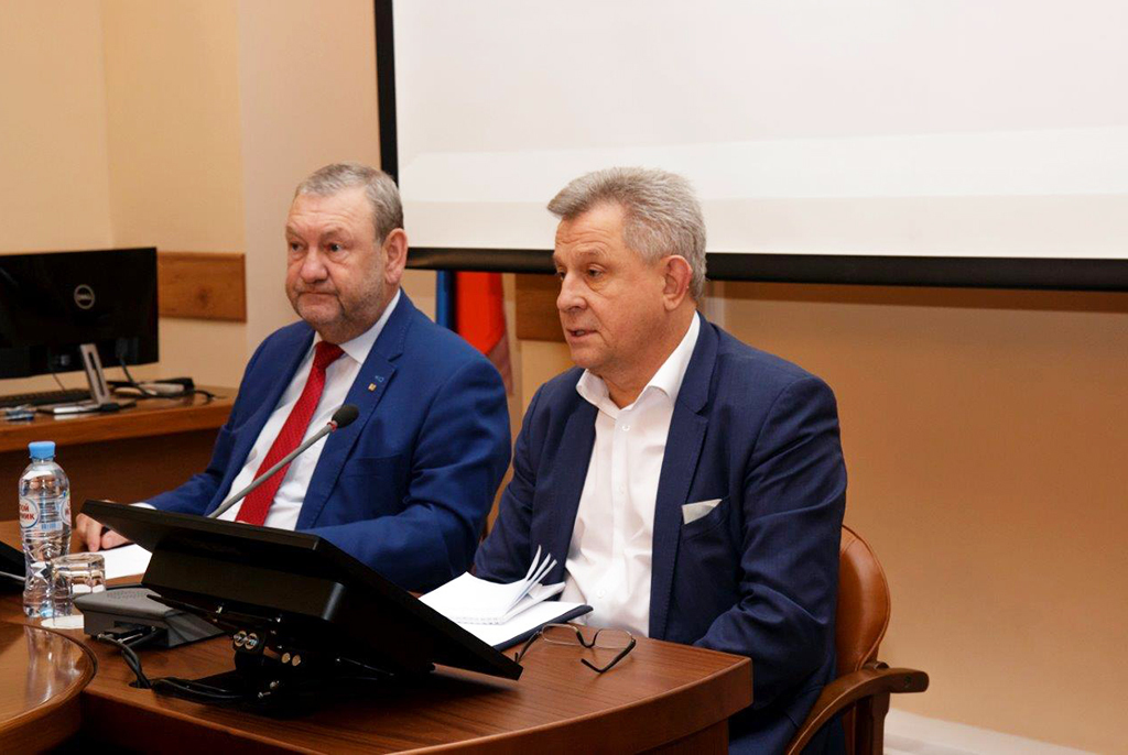 Росэлектроника иТУСУР подписали договор остратегическом партнёрстве