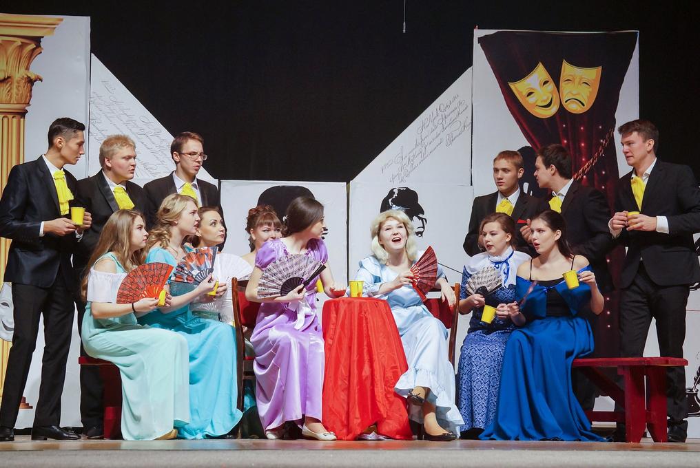 ТУСУР проводит первый студенческий театральный фестиваль «Образ»