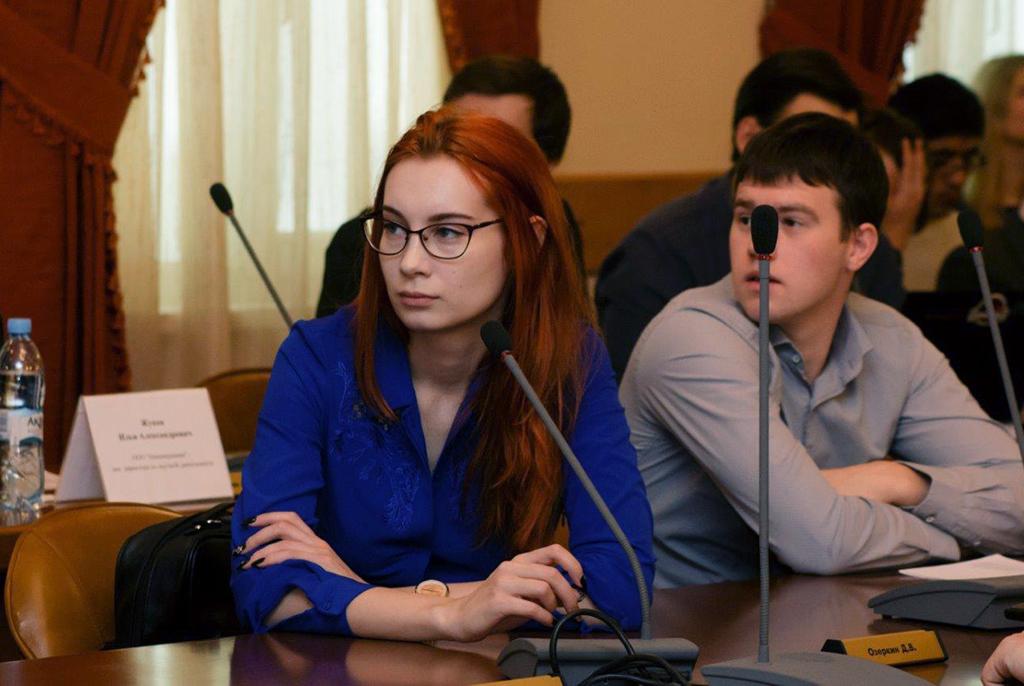 ВТУСУРе состоялся региональный финал конкурса «УМНИК»