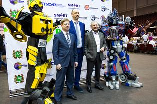RoboCup Russia Open 2018