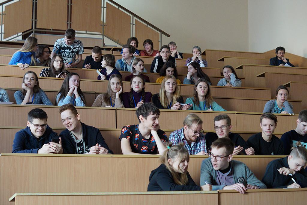 ВТУСУРе встретились студотрядовцы разных поколений
