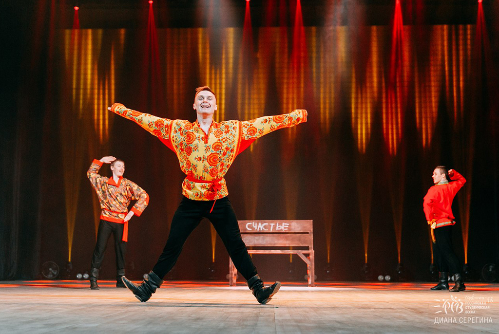 Студенты ТУСУРа – победители международного конкурса хореографического искусства