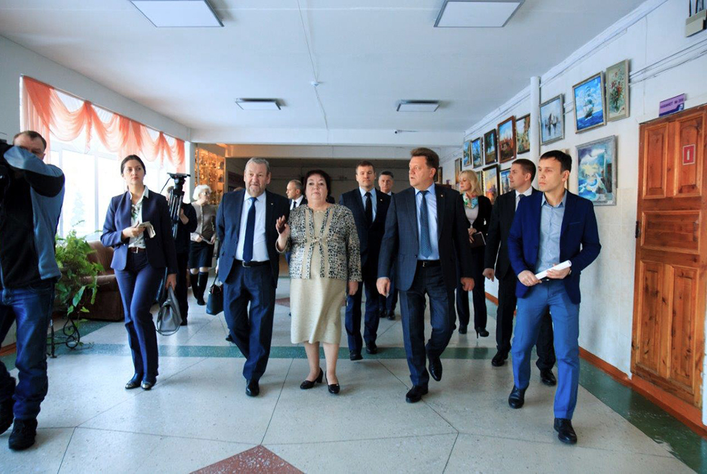 Новый стандарт безопасности реализован вгимназии № 13с участием ТУСУРа