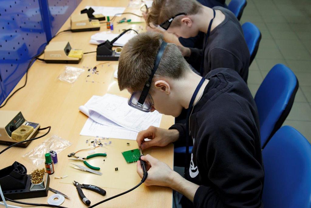 Изобретать сошколы: кпроектной деятельности вТУСУРе активно подключают школьников