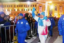 Александр Шелупанов – единственный ректор, пронёсший огонь зимней Универсиады в Томске