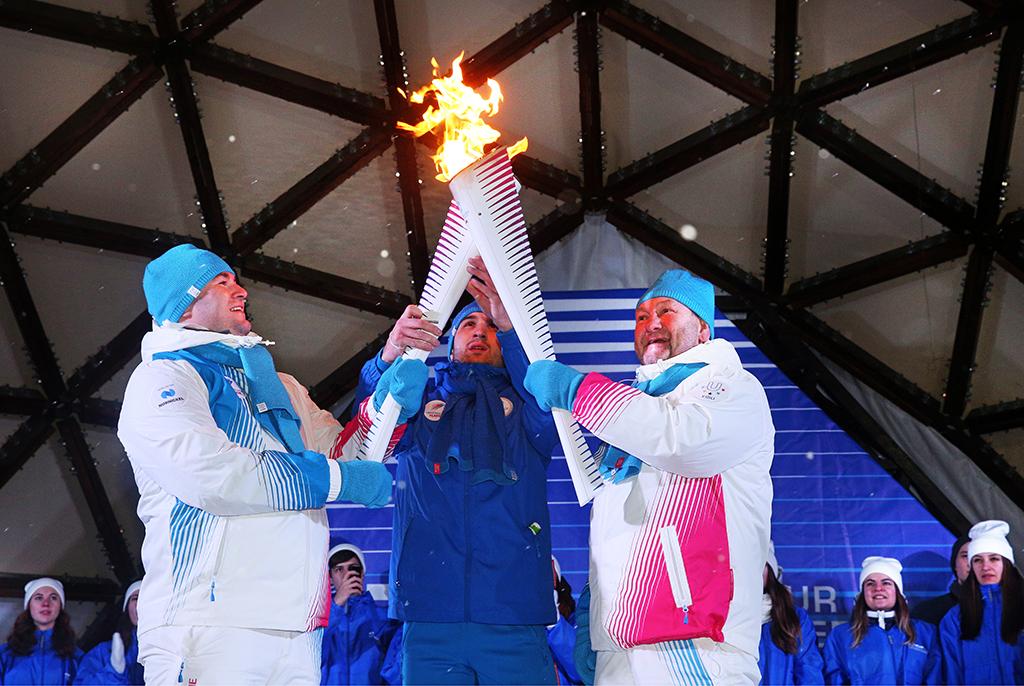 Александр Шелупанов – единственный ректор, пронёсший огонь зимней Универсиады вТомске