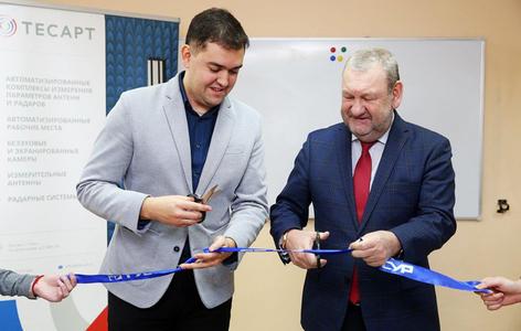 ТУСУР и компания «ТЕСАРТ» открыли R&D-центр новых беспроводных технологий