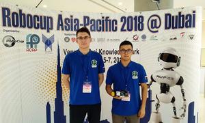 TUSUR Robotics Team Triumphs atRoboCup Asia-Pacific