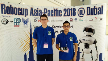 TUSUR Robotics Team Triumphs at RoboCup Asia-Pacific