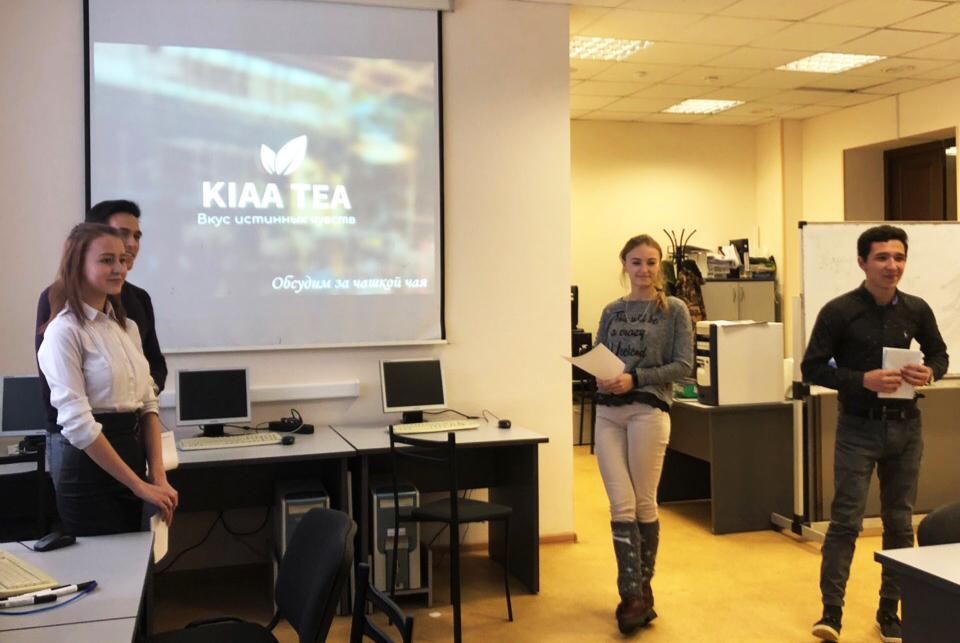 Студенты ТУСУРа учились создавать собственный бренд