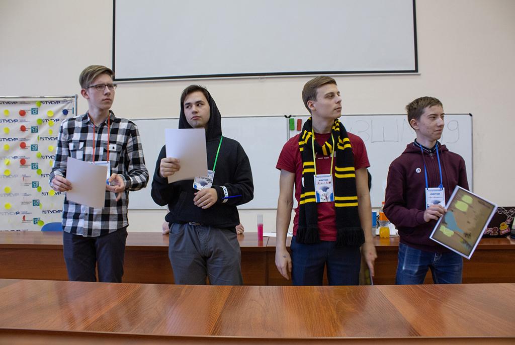 Участники Зимней школы менеджмента ТУСУРа смогли «заглянуть» всвоё профессиональное будущее