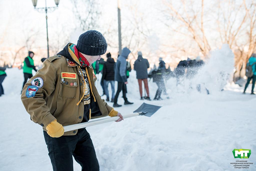 ТУСУР примет участие вновом сезоне «Снежной вахты»