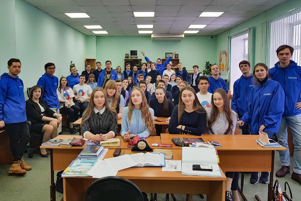 «Спецназ.TUSUR»: школьники заинтересованы в целенаправленном поступлении в ТУСУР