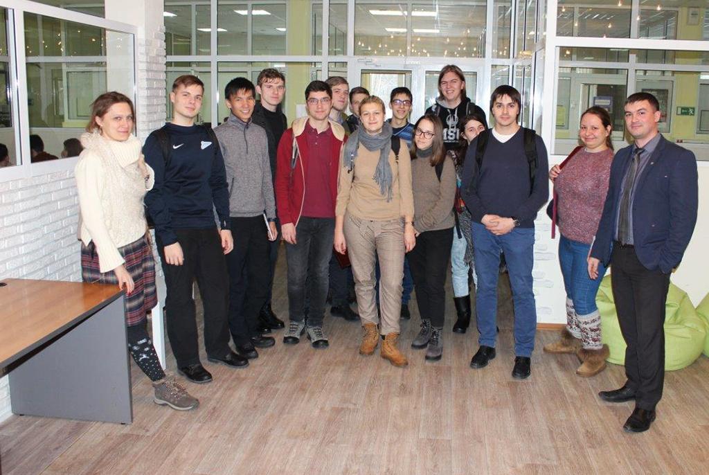 Экспедиция МГУ в бизнес-инкубатор ТУСУРа – первый студенческий инкубатор России