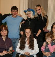 Дети закулисья (актёров Народного театра)