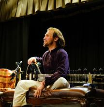 Концерт Степана Христанова. Фотограф: Александр Синкин. 27 февраля 2018 г.