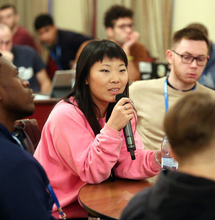 Студенческий воркшоп Global Technology Entrepreneurship. 9 – 12 октября 2018 г.