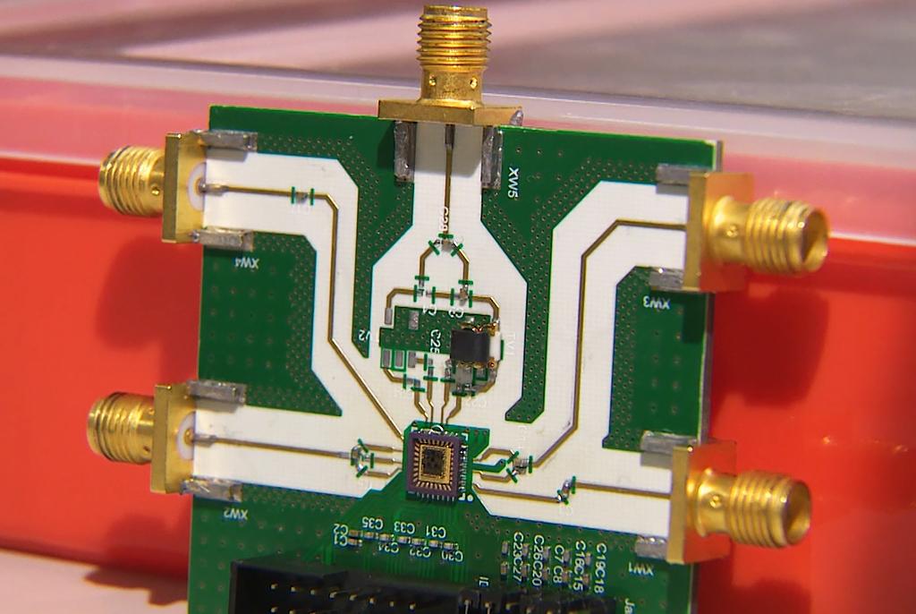 О новом НИИ микроэлектронных систем ТУСУРа и его прорывных работах – в программе «Час науки»
