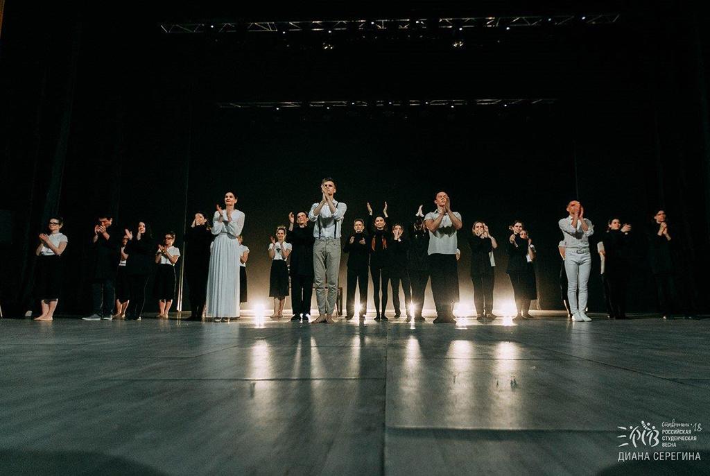 В ТУСУРе стартовал отборочный тур на конкурс «Студенческая весна»