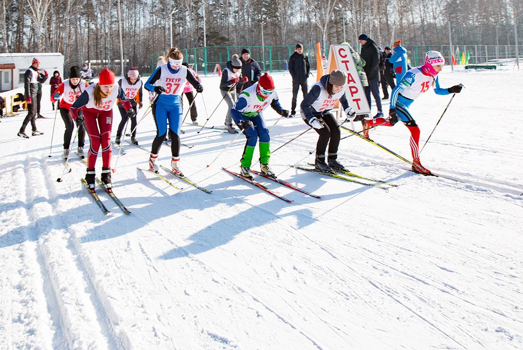 ТУСУР станет участником масштабного зимнего марафона «Лыжня России»