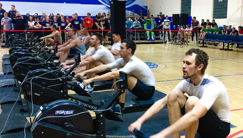 TUSUR Rowers Among Top 10 Indoor Rowing Teams