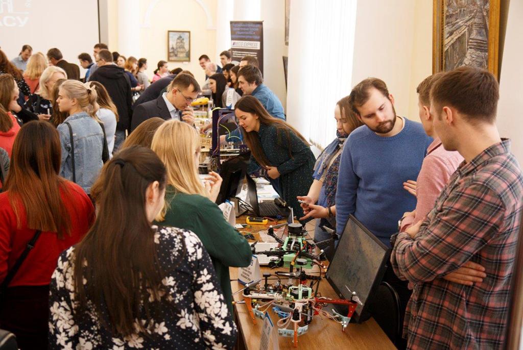 Почему выставка – один из самых полезных форматов для молодых учёных