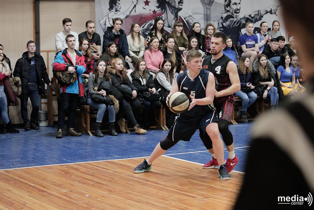Баскетболисты ТУСУРа – серебряные призёры финала АСБ