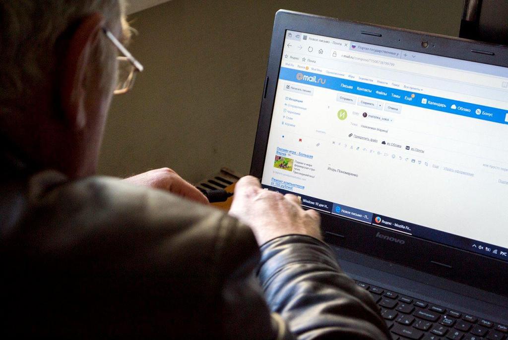 В ТУСУРе начались занятия в Школе информационных технологий для людей старшего возраста