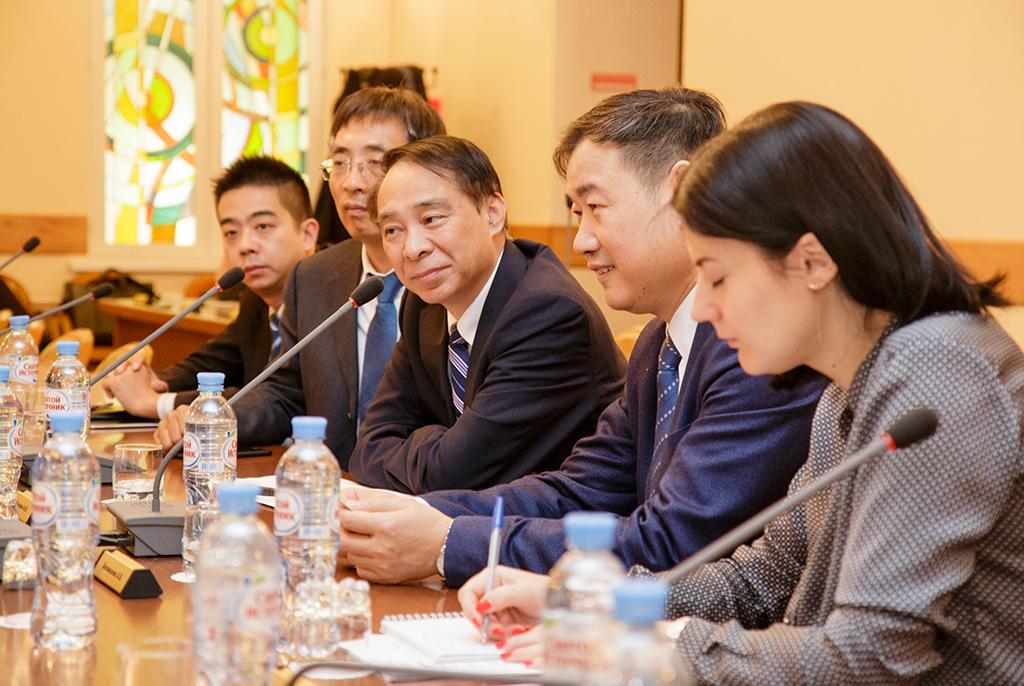 ТУСУР увеличит число абитуриентов из КНР
