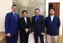 К работе международной лаборатории ТУСУРа присоединится профессор из Японии