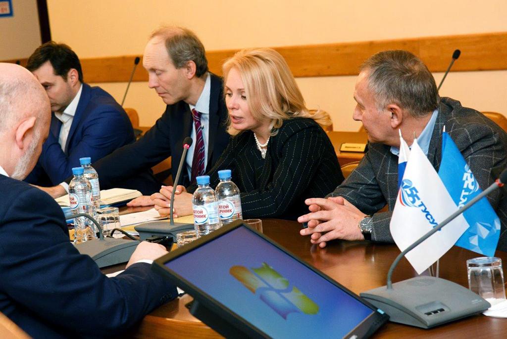 Сервисы – на одной карте: ТУСУР, Газпромбанк и РСМ обсудили «наполнение» кампусной карты для студентов