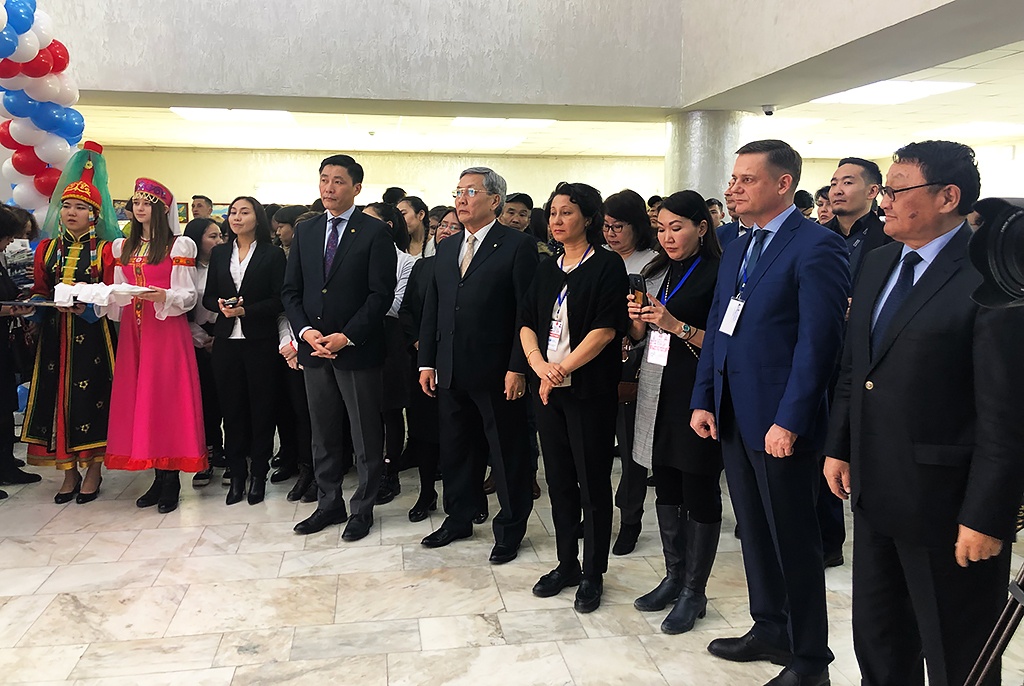Абитуриенты из Монголии заинтересованы в поступлении в ТУСУР