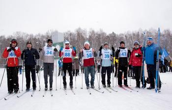 Лыжный праздник – 2019
