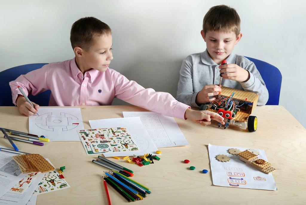 В ТУСУРе пройдёт выставка-конкурс «Технопарк для малышей»