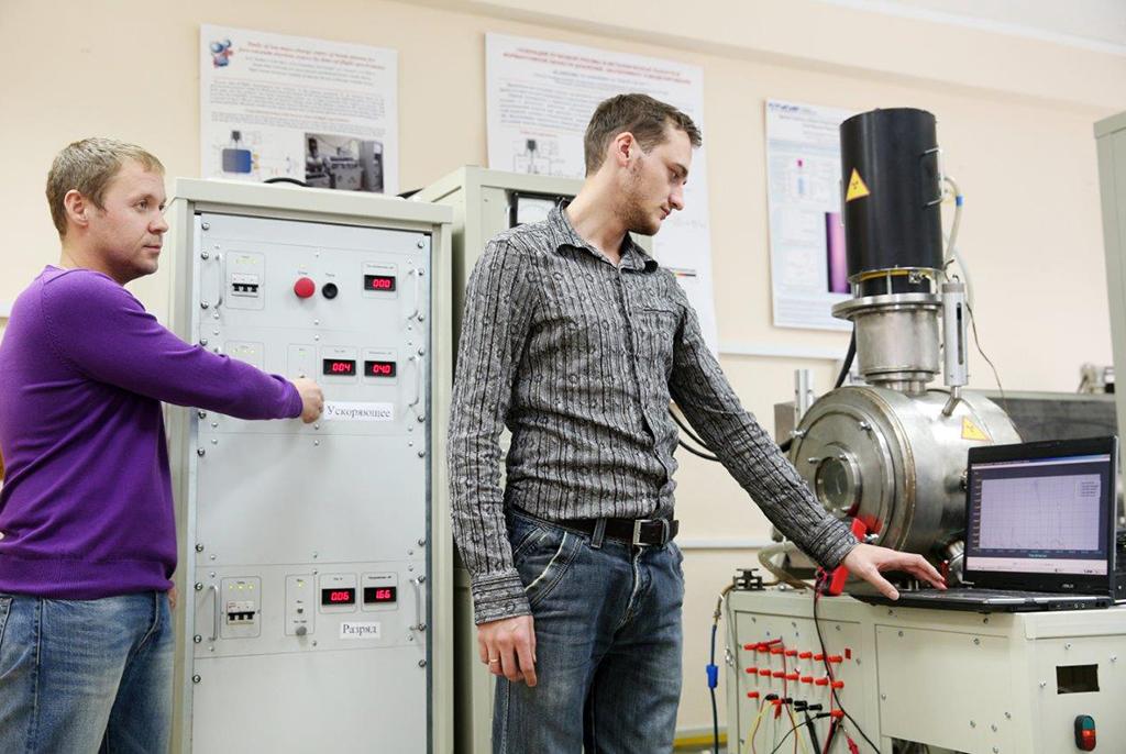 Молодой учёный-физик ТУСУРа – лауреат премии Законодательной думы Томской области