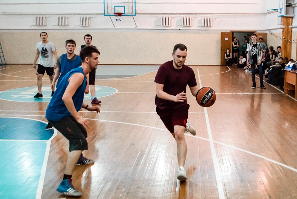 Факультет безопасности выиграл Кубок СОК ТУСУРа