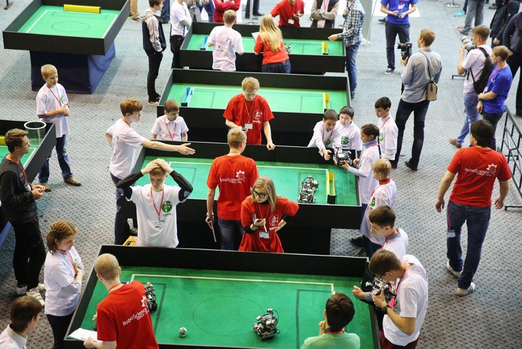 Российские команды за три года завоевали 26 наград на международных соревнованиях RoboCup