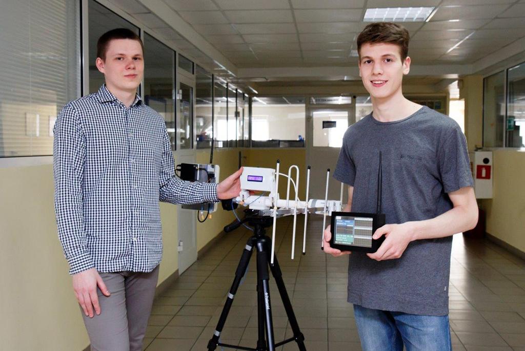 Разработчики ТУСУРа запустят автоматический стратостат с радиооборудованием