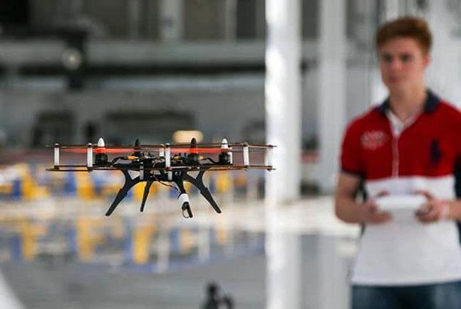 На RoboCup пройдут мастер-классы по программированию дронов