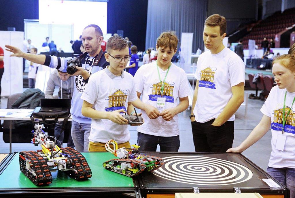 ТУСУР стал лидером по количеству заявок на чемпионат RoboCup