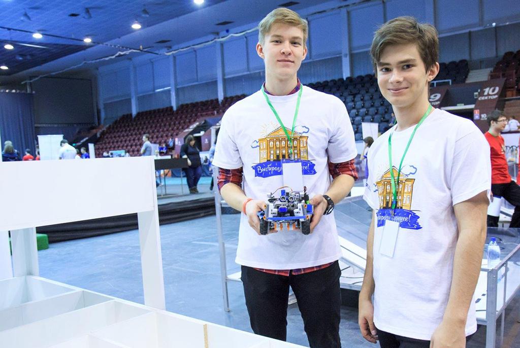 Открытие российского этапа чемпионата RoboCup состоится 26 апреля в Томске