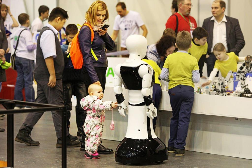 RoboCup выступит площадкой для апробации проекта робота для школы