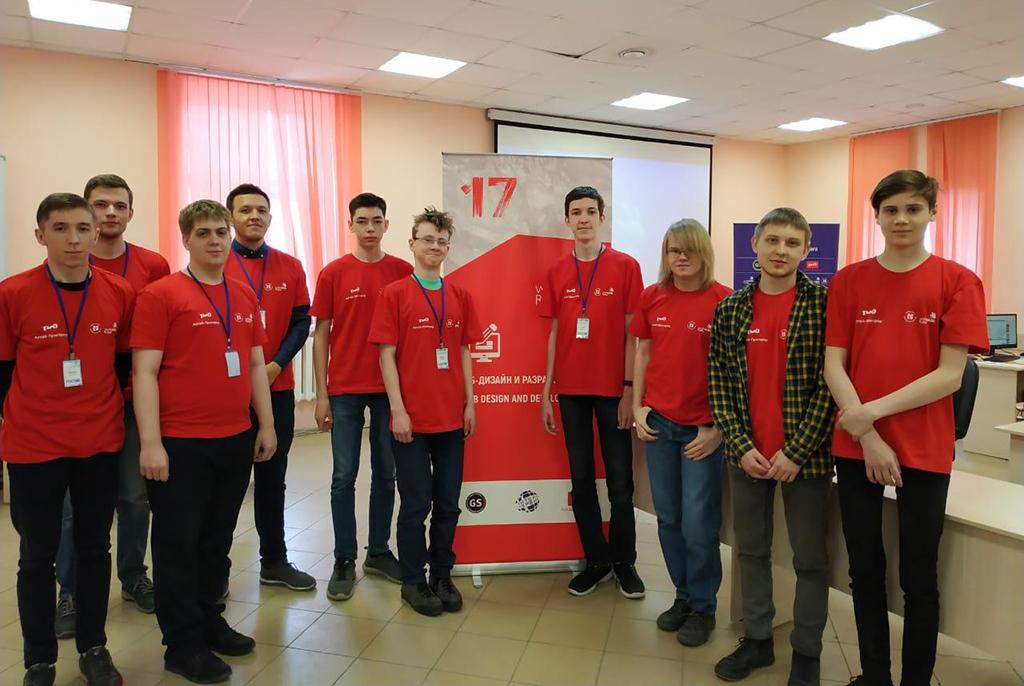 Преподаватели «ТехнариУма» ТУСУРа выступили экспертами в чемпионате WorldSkills Russia