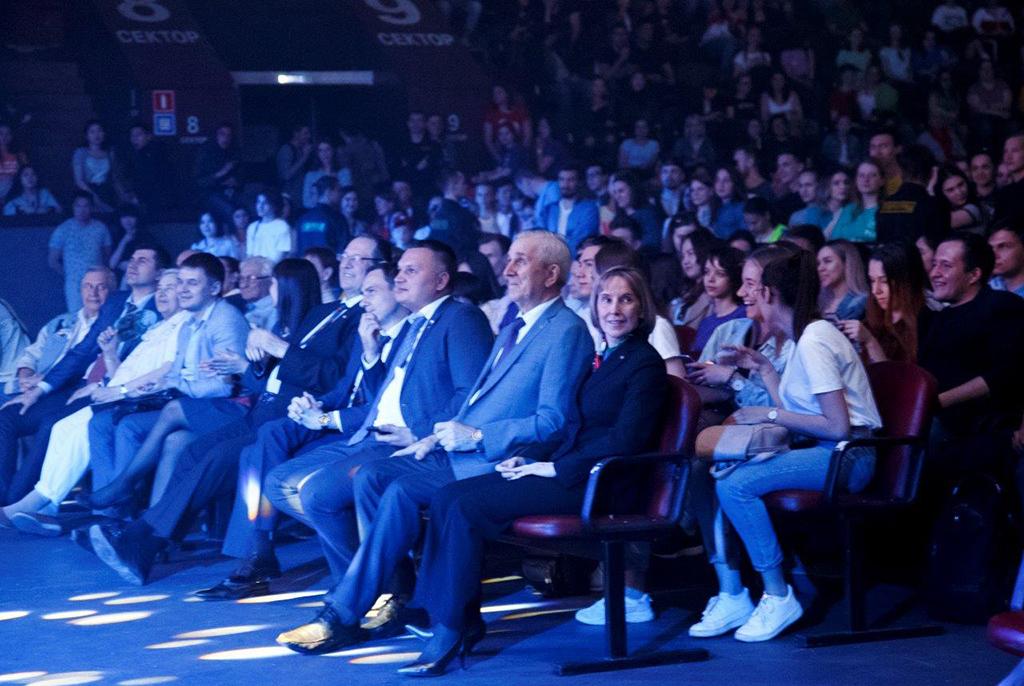 ТУСУР – forever: университет с Днём радио поздравили почётные гости