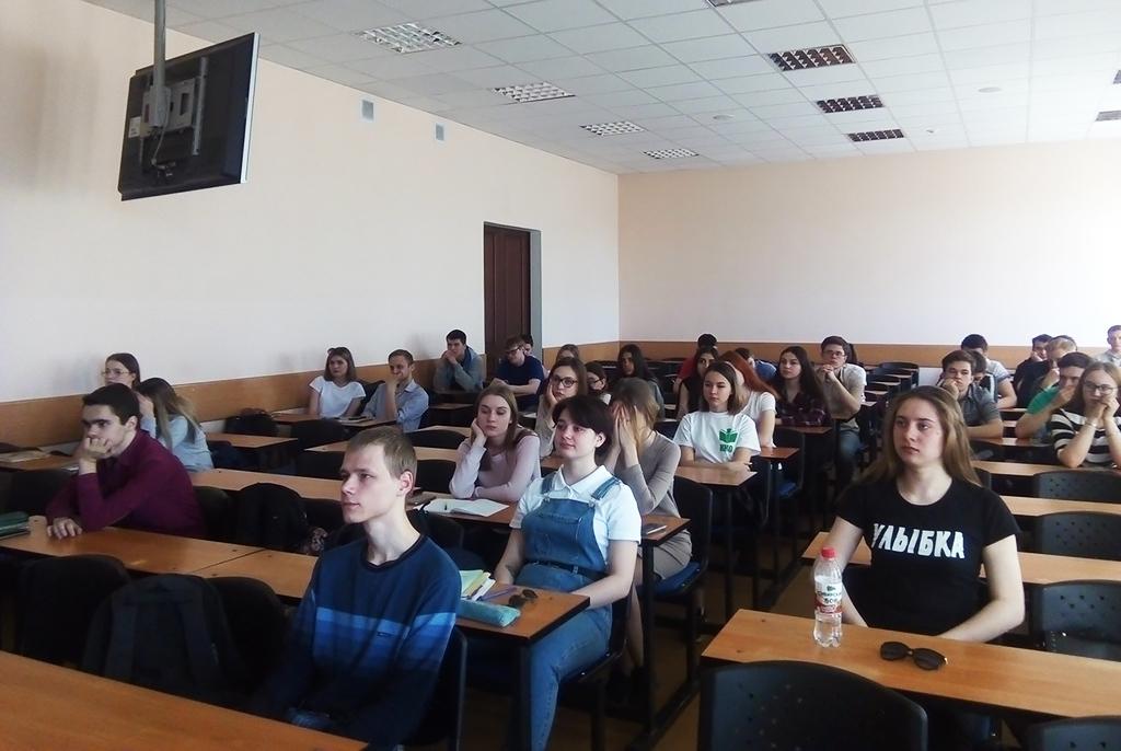 Кафедра РЭТЭМ отпраздновала День радио лекцией по истории развития радиоэлектроники